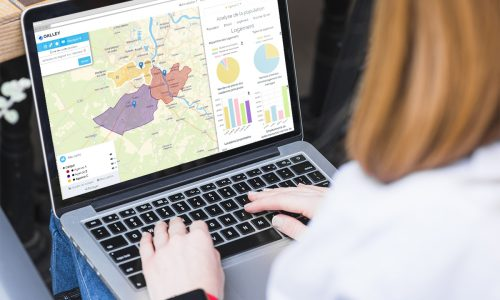 Zoom sur l'importance des logiciels de cartographie